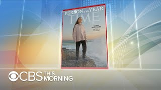 Greta Thunberg named Time Person of the Year 2019