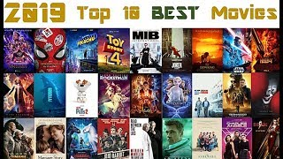 2019 Ranking: Top 10 Favorite Movies of the Year