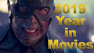 2019 Movie Mashup - The Year in Movies