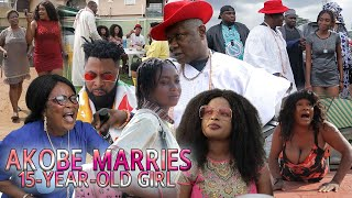 AKOBE MARRIES 15-YEAR-OLD GIRL [PART 1] - LATEST BENIN MOVIES 2019