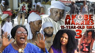 AKOBE MARRIES 15-YEAR-OLD GIRL [PART 3] - LATEST BENIN MOVIES 2019