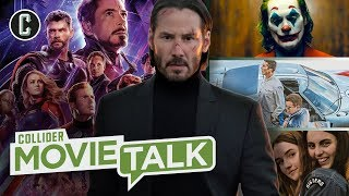 Best Movie Trailers, Scares and More of 2019 - Movie Talk