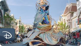 Virtual Viewing of Disney's Magic Happens Parade