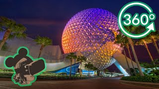 360º Ride on Spaceship Earth