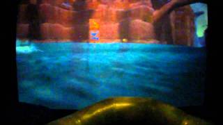 Virtual Jungle Cruise, DisneyQuest Indoor Interactive Theme Park, Walt Disney World, (HD)