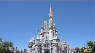 Magic Kingdom 2019 4K Tour | Walt Disney World Resort Orlando Florida Theme Parks