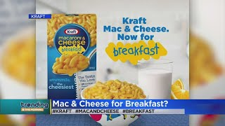 Trending: Kraft Mac & Cheese