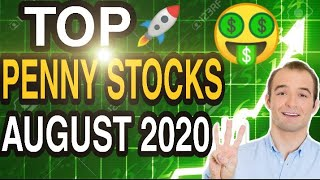 TOP PENNY STOCKS TO BUY AUGUST 2020| 3 BEST PENNY STOCKS TO BUY RIGHT NOW? BEST STOCKS TO BUY NOW?