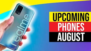 Top Upcoming Phones Launching in August 2020 ⚡⚡⚡