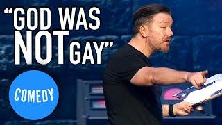 Ricky Gervais: Religion Vs The Gay Community | Universal Comedy
