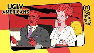¡Yo Quiero Ser Estrella de Rock! | Ugly Americans | Comedy Central LA