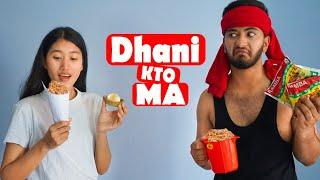 DHANI KTO MAH| धनी केटो म|Nepali Comedy Short Film| SNS Entertainment |May 2020