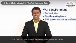Media & Entertainment - Film Television and Radio