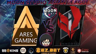 Ares Gaming vs Ehome.Immortal | Bo2 | Moon Studio Asian League