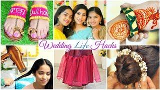 6 WEDDING Life Hacks You Must Try ... | #Beauty #Fashion #Fun #Anaysa
