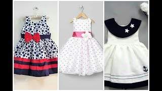 trendy and comfortable summer baby frocks|| beauty fashion