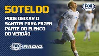 SOTELDO NO PALMEIRAS??? Pascoal explica situação no 'Fox Sports Rádio'