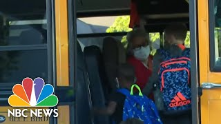 Growing Concern Over Schools Reopening Amid Rising Coronavirus Cases | NBC Nightly News