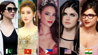 Top 10 Most Beautiful Girls In The World (2020)