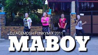 MABOY - Sistar19 | Dj Acemosh Remix | Tiktok Viral | Dance Fitness | by ZGIRLS