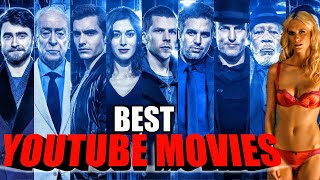 Best Hollywood movies available on YouTube in Hindi |All time best movies in Hindi dubbed