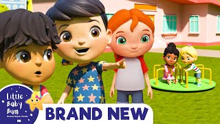 Meet Little Ollie and Friends! | Brand New Nursery Rhymes & Kids Songs ABC and 123 | Little Baby Bum