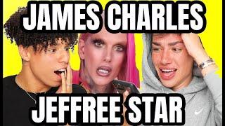 JAMES CHARLES & LARRAY DATING RUMORS? JEFFREE STAR NEW BOYFRIEND?