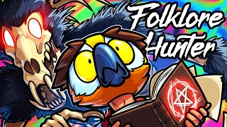 Folklore Hunters Funny Moments - These Idiots Fight the Wendigo?!