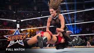 FULL MATCH: Brie Bella vs. Stephanie McMahon: SummerSlam 2014