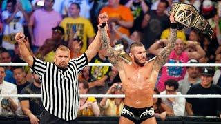 All of Randy Orton's WWE Title wins: WWE Playlist