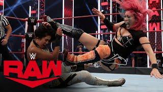 Asuka vs. Bayley – If Asuka Wins, She Faces Sasha Banks at SummerSlam: Raw, Aug. 10, 2020