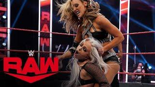 Liv Morgan vs. Peyton Royce: Raw, Aug. 10, 2020