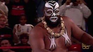 Kamala's Raw in-ring debut: Raw, January 25, 1993