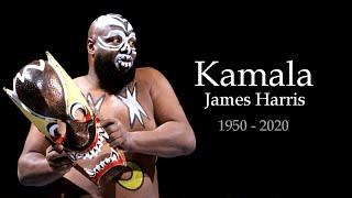 WWE Kamala Tribute (1950-2020)