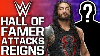 WWE Hall of Famer Attacks Roman Reigns | Raw Star Being Written Off Tonight?