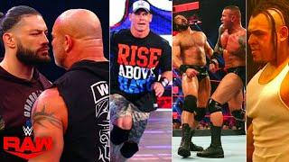 WWE Monday Night Raw 10th August 2020 Highlights & Preview !! Goldberg Said Roman Reigns Is JOKE