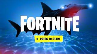 Fortnite LIVE Event NOW! (TIGER SHARK KING)