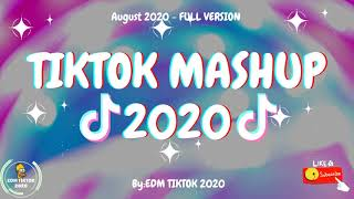TikTok Mashup August 2020 💜Not Clean💙