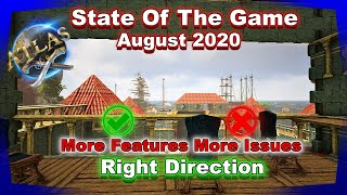 Atlas | Atlas State Of The Game August 2020 | More Features, More Issues, Right Direction