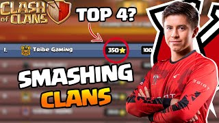 Best Attacks in Tribe Gaming CWL August 2020! | #clashofclans