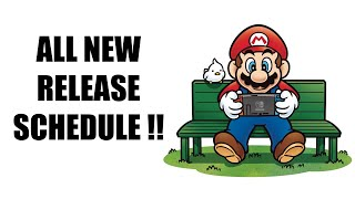 Nintendo Reveals Their Release Schedule For August 2020 And Beyond