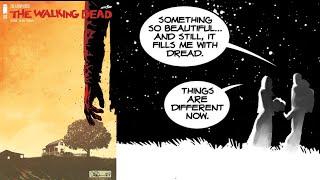 THE WALKING DEAD Finale- The Last Great American Comic Book Series