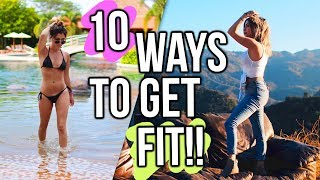 10 Ways to Lose Weight FAST for School! How I Lost 15 Pounds!