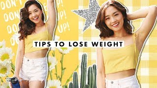 10 Tips To Lose Weight   How I Stay Fit