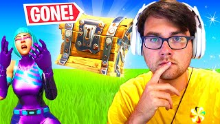 Fortnite REMOVED All CHEST SPAWNS In The Game... (this is impossible)