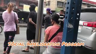 LONG LINE SOCIAL AMELIORATION PROGRAM -DSWD August 14, 2020
