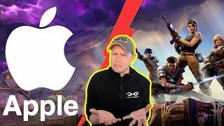 Fortnite vs Apple vs Google : Let Them Fight!