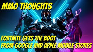Apple And Google Boot Fortnite From App Stores, Who Will Win?