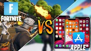 TODO de Fortnite VS Apple