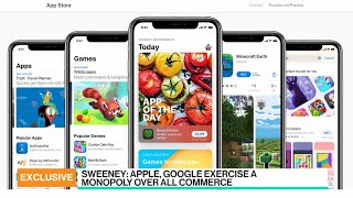 Fortnite Owner Calls Apple, Google a 'Duopoly'